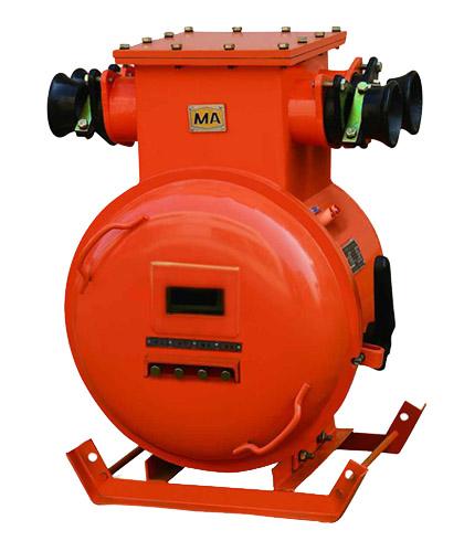 馈电开关适用于煤矿井下和其它周围介质中含有爆炸性